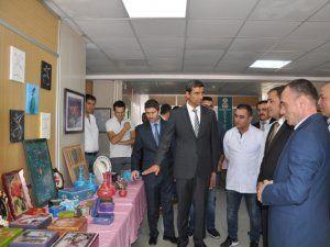 TRSM'de 'Yapma çiçek yapımcısı' kursu açıldı
