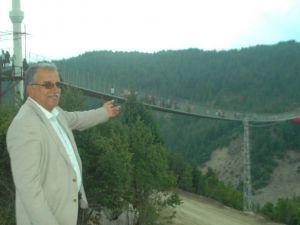 Andırın'daki 4 Minareli Asma Köprüye İngiltere'den Ödül
