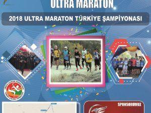 9. Elbistan Afşin Ekinözü Ultra Maratonu bugün start alıyor