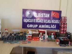 Elbistan Polisinden Cinsel İçerikli Hap Ve Ürün Operasyonu