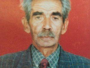 Turabi Özpolat 82 yaşında