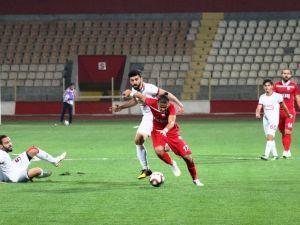 Tff 2. Lig: Kahramanmaraşspor: 2 - Tokatspor: 1