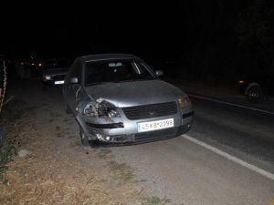 Çilingir Caddesinde kaza: 1 yaralı