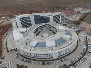 Elbistan Devlet Hastanesi'nde uzman doktor kadroları boş kaldı