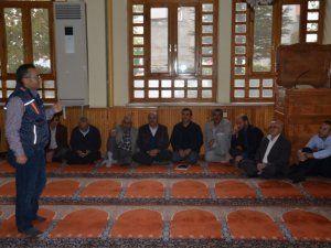 AFAD'tan din görevlilerine afet bilinci eğitimi