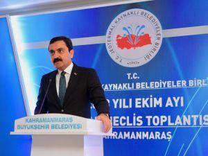 """Kırşehir Belediye Başkanı Yaşar Bahçeci: """"Parayı Çöpe Atıyoruz"""""""