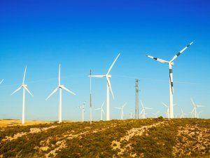 Afşin'e 18 adet rüzgar türbini kurulacak