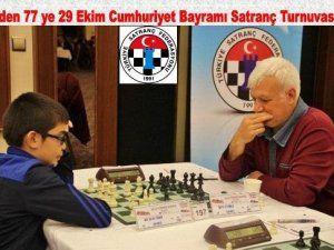Elbistan'da ödüllü satranç turnuvası düzenlenecek