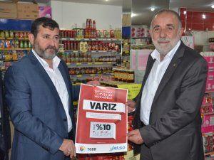 ETSO'dan 'Enflasyonla Topyekûn Mücadele' Programına destek