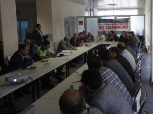 AKOM'da kış toplantısı yapıldı