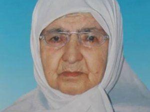 Fatma Tekdöş, 91 yaşında
