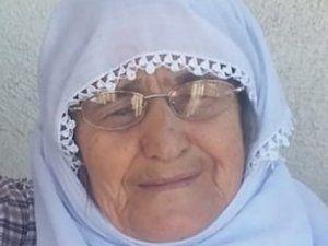 Hatice İnal 84 yaşında