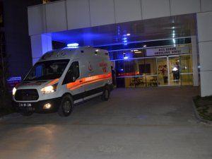 Pancar yatırma sırasında kavga çıktı