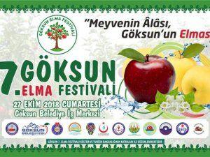 7. Göksun Elma Festivali düzenleniyor