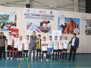 'YBO Yuvamız Olsun' projesi kapsamında düzenlenen turnuva sona erdi