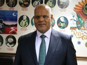 """Dr. Adil: """"Kahramanmaraş'ta İslam Dünyası Buluşması Yapılmalı"""""""