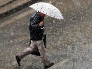 Elbistan'da metrekareye 22,7 kilogram yağış düştü