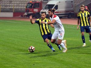 Tff 2. Lig: Kahramanmaraşspor: 0 - Tarsus İdman Yurdu: 2