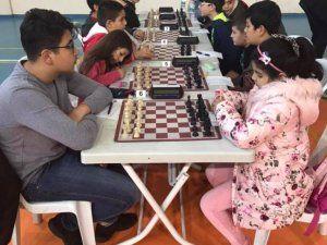 29 Ekim Cumhuriyet Bayramı Satranç Turnuvası sona erdi