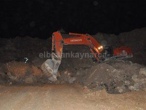 Kömür sahasında göçük: 1 işçi hayatını kaybetti