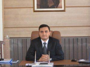 Afşin Kaymakamlığı görevine Ahmet Can Pınar atandı