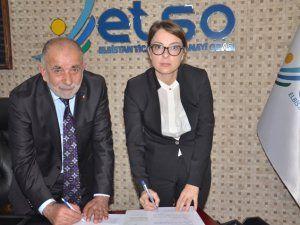 ETSO ile KOSGEB arasında protokol imzalandı