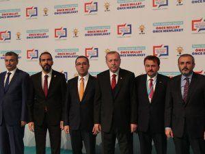 AK Parti'nin Kahramanmaraş Adayı Hayrettin Güngör oldu
