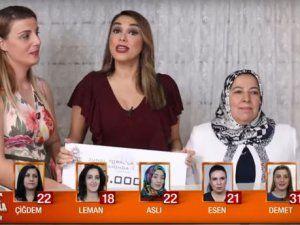 Trabzonlu gelin 'Elbistan Tava' ile yarışmada birinci oldu