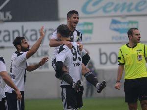 Manisa Bbsk:4 - Kahramanmaraşspor : 0