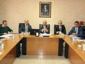 Halk Eğitimi Merkezi Müdürleri Elbistan'da toplandı