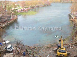 Ceyhan Nehri'nin kaynağı, yeniden hayat buldu