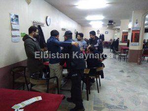 Elbistan'da 'Huzur Operasyonu'nda 200 polis görev aldı