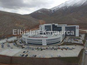 Elbistan'a 7'si uzman hekim toplam 55 kişilik sağlık personeli kadrosu açıldı