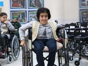 Kahramanmaraş'ta 67 Engelli Sevindirildi