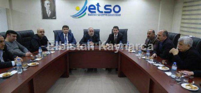 ETSO Meclisi'ne istihdam ve teşvik semineri
