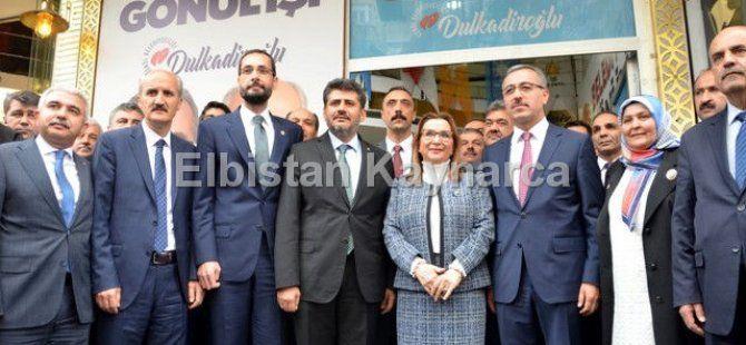 """Bakan Pekcan: """"Kahramanmaraş, ihracatı 3'e katlamalı"""""""