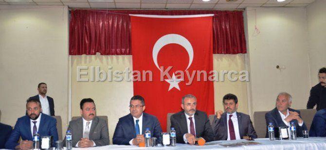 """Ünal: """"Türkiye'nin istikrarının sürmesi gerekiyor"""""""