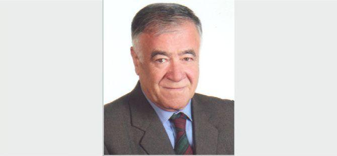 Prof. Dr. Refet Yinanç 80 yaşında