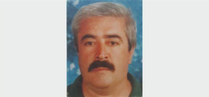 Süleyman Bildirici 62 yaşında