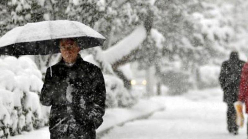 Elbistan'da kar haftası
