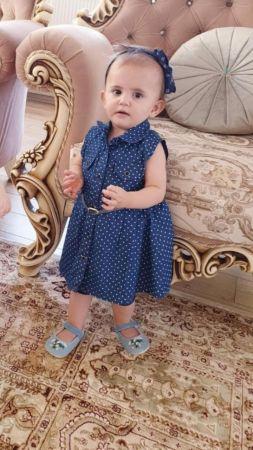 Apartmanın 9. katından düşen ikizlerden Mina bebek toprağa verildi