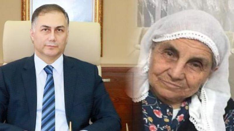 Sinop Valisi Köksal Şakalar'ın acı günü