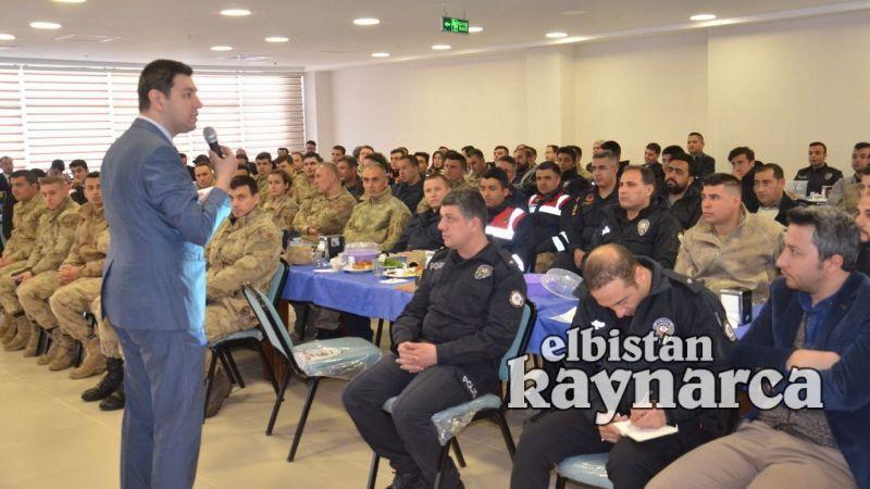 Adli kolluk koordinasyon toplantısı yapıldı
