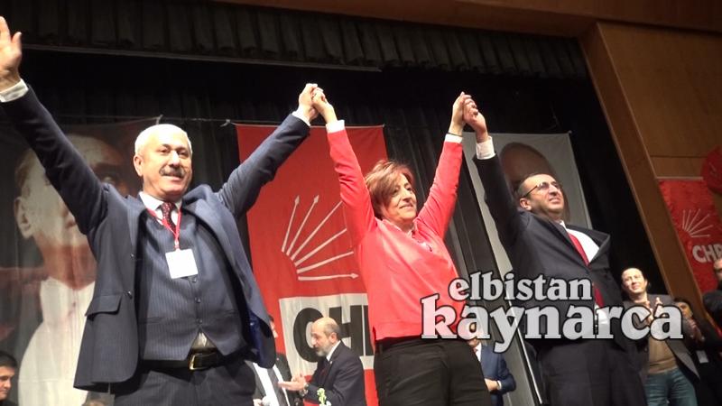 CHP Kahramanmaraş İl Başkanı Esat Şengül güven tazeledi