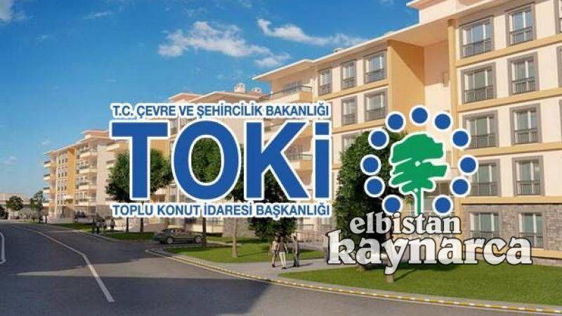 TOKİ'nin yapacağı sosyal konut kurası 22 Nisan'da çekilecek