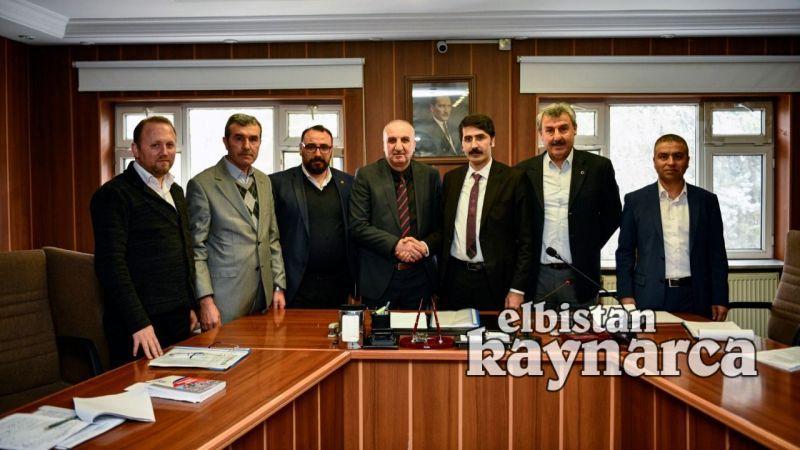 Elbistan Belediyesi'nde daimi işçilerin toplu sözleşme süreci tamamlandı