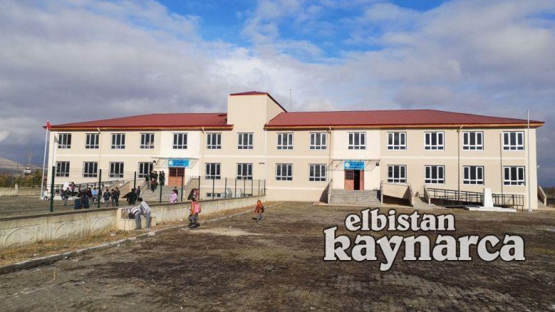 Elbistan'da 33 derslikli 3 okul daha eğitim öğretime açıldı