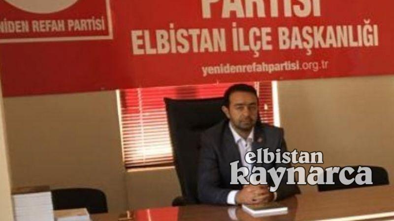 """Başkan Türkan: """"Dava adamı Erbakan Hocamızı rahmetle anıyoruz"""""""