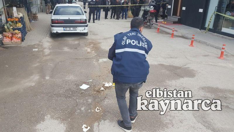 Elbistan'da sopalı kavga: 2 yaralı