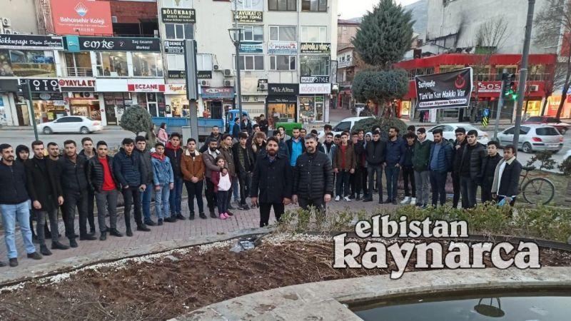 """Alperen Ocakları'ndan """"Suriye'de Türk'ün kan hakkı var"""" açıklaması"""